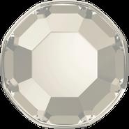 Swarovski Flatback 2000 - ss3, Crystal Silver Shade (001 SSHA) Foiled, No Hotfix, 1440pcs