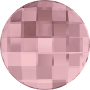 Swarovski Flatback 2035 - 10mm, Crystal Antique Pink (001 ANTP) Foiled, No Hotfix, 192pcs