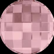 Swarovski Flatback 2035 - 6mm, Crystal Antique Pink (001 ANTP) Foiled, No Hotfix, 360pcs