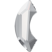 Swarovski Flatback 2037 - 14mm, Crystal (001) Foiled, No Hotfix, 72pcs