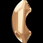 Swarovski Hotfix 2037 - 17mm, Crystal Golden Shadow (001 GSHA) Unfoiled, Hotfix, 72pcs