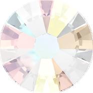 Swarovski Flatback 2058 - ss5, Crystal Aurore Boreale (001 AB) Foiled, No Hotfix, 1440pcs