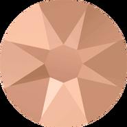 Swarovski Flatback 2088 - ss34, Crystal Rose Gold (001 ROGL) Foiled, No Hotfix, 144pcs