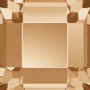 Swarovski Hotfix 2400 - 4mm, Crystal Golden Shadow (001 GSHA) Unfoiled, Hotfix, 720pcs