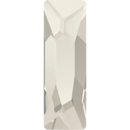 Swarovski Hotfix 2555 - 8x2.6mm, Crystal Silver Shade (001 SSHA) Unfoiled, Hotfix, 240pcs