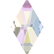Swarovski Flatback 2709 - 10x6mm, Crystal Aurore Boreale (001 AB) Foiled, No Hotfix, 288pcs