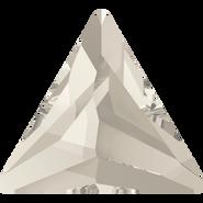 Swarovski Hotfix 2720 - 9mm, Crystal Silver Shade (001 SSHA) Unfoiled, Hotfix, 180pcs
