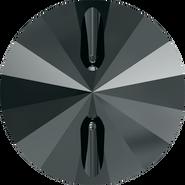 Swarovski 3015 - 10mm, Jet Hematite (280 HEM) Unfoiled, 72pcs