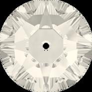 Swarovski Sew-on 3188 - 3mm, Crystal Silver Shade (001 SSHA) Foiled, 1440pcs
