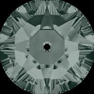 Swarovski Sew-on 3188 - 4mm, Black Diamond (215) Foiled, 1440pcs