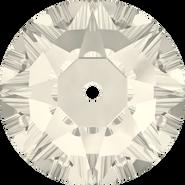 Swarovski Sew-on 3188 - 4mm, Crystal Moonlight (001 MOL) Foiled, 1440pcs