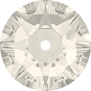 Swarovski Sew-on 3188 - 4mm, Crystal Silver Shade (001 SSHA) Foiled, 1440pcs