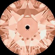 Swarovski Sew-on 3188 - 4mm, Light Peach (362) Foiled, 1440pcs