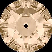 Swarovski Sew-on 3188 - 4mm, Light Silk (261) Foiled, 1440pcs