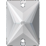 Swarovski Sew-on 3250 - 18x13mm, Crystal (001) Foiled, 72pcs