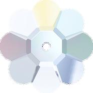 Swarovski Sew-on 3700 - 6mm, Crystal Aurore Boreale (001 AB) Unfoiled, 720pcs