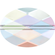 Swarovski Bead 5050 - 14x10mm, Crystal Aurore Boreale (001 AB), 72pcs