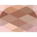 Swarovski Bead 5050 - 14x10mm, Crystal Rose Gold 2x (001 ROGL2), 72pcs
