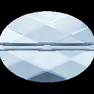 Swarovski Bead 5050 - 22x16mm, Crystal Blue Shade (001 BLSH), 36pcs