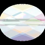 Swarovski Bead 5051 - 10x8mm, Crystal Aurore Boreale (001 AB), 144pcs