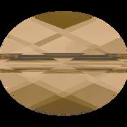 Swarovski Bead 5051 - 10x8mm, Crystal Bronze Shade (001 BRSH), 144pcs