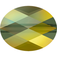 Swarovski Bead 5051 - 10x8mm, Crystal Iridescent Green (001 IRIG), 144pcs