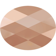 Swarovski Bead 5051 - 10x8mm, Crystal Rose Gold (001 ROGL), 144pcs