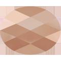 Swarovski Bead 5051 - 10x8mm, Crystal Rose Gold 2x (001 ROGL2), 144pcs