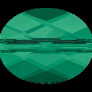 Swarovski Bead 5051 - 10x8mm, Emerald (205), 144pcs