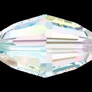 Swarovski Bead 5200 - 7.5x5mm, Crystal Aurore Boreale (001 AB), 360pcs