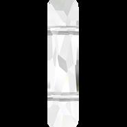 Swarovski Bead 5535 - 23.5x5mm, Crystal (001), 48pcs