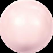 Swarovski Crystal Pearl 5818 - 5mm, Crystal Rosaline Pearl (001 294), 500pcs