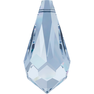 Swarovski Pendant 6000 - 15x7.5mm, Crystal Blue Shade (001 BLSH), 144pcs