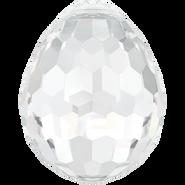 Swarovski Pendant 6002 - 15x11.5mm, Crystal (001), 72pcs