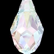 Swarovski Pendant 6007 - 9x5mm, Crystal Aurore Boreale (001 AB), 288pcs