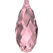 Swarovski Pendant 6010 - 11x5.5mm, Crystal Antique Pink (001 ANTP), 144pcs
