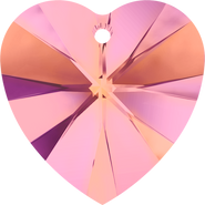 Swarovski Pendant 6228 - 10.3x10mm, Crystal Astral Pink (001 API), 288pcs