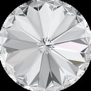Swarovski Round Stone 1122 - 18mm, Crystal (001) Foiled, 2pcs