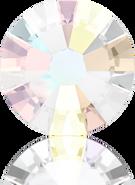 Swarovski Flatback 2058 - ss10, Crystal Aurore Boreale (001 AB) Foiled, No Hotfix, 48pcs