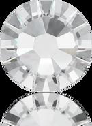 Swarovski Flatback 2058 - ss8, Crystal (001) Foiled, No Hotfix, 48pcs