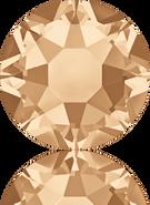 Swarovski Hotfix 2078 - ss34, Crystal Golden Shadow (001 GSHA Advanced), Hotfix, 12pcs