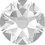 Swarovski Flatback 2088 - ss30, Crystal (001) Foiled, No Hotfix, 12pcs