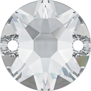 Swarovski Sew-on 3288 - 12mm, Crystal (001) Foiled, 4pcs