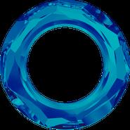 Swarovski Fancy Stone 4139 - 14mm, Crystal Bermuda Blue (001 BBL) Foiled, 2pcs