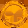 Swarovski Fancy Stone 4139 - 14mm, Crystal Copper (001 COP) Unfoiled, 2pcs