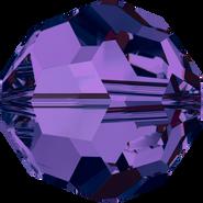 Swarovski Bead 5000 - 4mm, Purple Velvet (277), 48pcs
