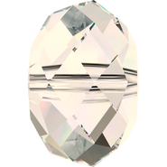 Swarovski Bead 5040 - 12mm, Crystal Moonlight (001 MOL), 4pcs