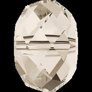 Swarovski Bead 5040 - 12mm, Crystal Silver Shade (001 SSHA), 4pcs