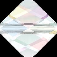 Swarovski Bead 5054 - 8mm, Crystal Aurore Boreale (001 AB), 4pcs