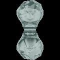 Swarovski 5150 - 11x6mm, Black Diamond (215), 6pcs